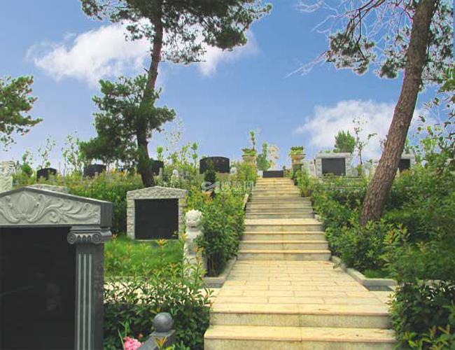 湖北武汉九龙宫陵园图片