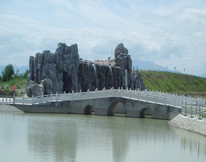 新疆乌鲁木齐福寿园-陵园景观