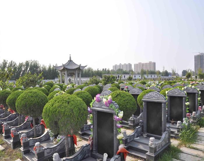 河南濮阳龙乡陵园
