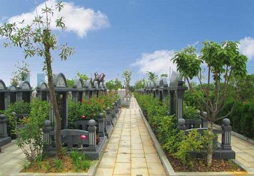 武汉石门峰陵园:绿色环保祭祀成风尚图片
